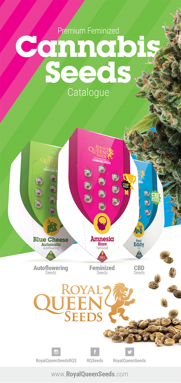 Marijuana seed catalogue